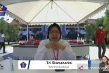 Wali Kota Tri Rismaharini klaim tren COVID-19 di Surabaya turun