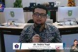 Angka reproduksi COVID-19 Riau naik menjadi 2,8