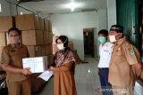 Didesak DPRD, Dinkes Pasaman Barat mulai bagikan alat pelindung diri