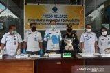 BNNP Sulawesi Tenggara ringkus seorang tersangka pengedar ganja 90 gram