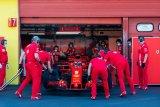 Musim balapan F1, Ferrari gelar tes privat di Sirkuit Mugello