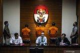 Tiga bekas pimpinan DPRD ditahan KPK terkait kasus suap RAPBD Jambi
