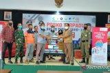 Dukung Pencegahan COVID-19, Wuling Kumala Donasikan Ribuan Masker di Kendari