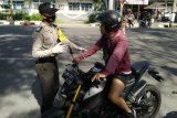 Puluhan orang terjaring operasi tertib masker di Magelang