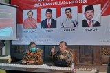 Survei:  Elektabilitas Gibran di Pilkada Solo meningkat