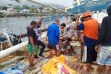 Polisi menyelidiki tewasnya dua pria di Kapal Ikan Esih Jaya Samudra