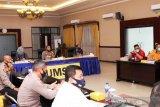 Polda-KPU-Bawaslu Sumsel bahas pengamanan Pilkada tujuh  kabupaten