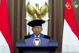 Wapres Ma'ruf Amin dapat gelar Doktor Kehormatan dari UMI Makassar