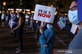 Menlu negara-negara Arab peringatkan israel, aneksasi ilegal akan picu konflik