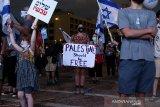 Merunut sejarah pembagian wilayah Palestina dan Israel