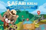 Kemenparekraf mendukung wisata edukasi kreatif virtual untuk anak