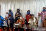 Forum Cendikia Papua bantu bahan makanan pelajar dan mahasiwa Suku Mee