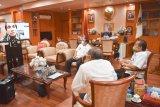 Gubernur Sulteng ikuti Rakor Pencegahan Tindak Pidana Korupsi