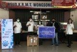 Dukung penanganan COVID-19 di Semarang, TBIG kembali donasikan APD-ventilator