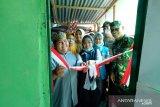 PLN Sulselrabar resmikan rumah untuk korban perundungan di Kabupaten Pangkep