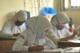 Daerah zona hijau di Bengkulu diizinkan buka kembali aktivitas sekolah