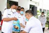 Pemprov Sulawesi Utara gelar pasar murah bantu warga tak terjangkau bansos