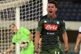 Taklukkan Genoa, Napoli naik ke peringkat lima
