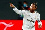 Dilewati dua poin oleh Barca, Ramos serang balik yang mengkritik Madrid diuntungkan wasit