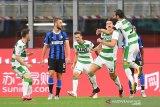 Inter bermain imbang 3-3 atas Sassuolo