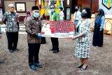 Ribuan siswa SMK di Kalteng terima bantuan prakerin