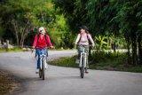 Tips bersepeda ala dokter agar aman dari virus corona