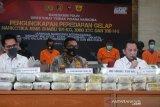 Bareskrim menyita 159 kg sabu-sabu asal China