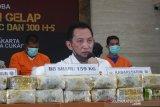 Pengungkapan sabu-sabu 159 kilogram, Polisi kejar pemasok dan pemesan