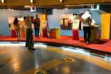 Taman Pintar siapkan hand sanitizer di tiap peraga