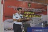 Kemenkumham Sulawesi Tenggara  lakukan diseminasi pencegahan pencucian uang