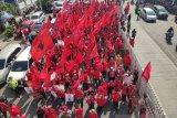 Tokoh pendiri PDIP marah terhadap aksi pembakaran bendera partai