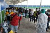 Seorang bayi 23 hari ada di antara 134 WNI dideportasi dari Malaysia