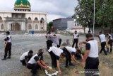 Polres Touna manfaatkan Hari Bhayangkara silaturahim dengan masyarakat