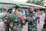 Lima orang personil Kodim 0305 Pasaman ditugaskan ke Papua