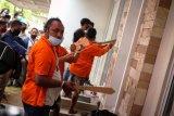 Rekonstruksi Kasus Jhon Kei Di Tanggerang