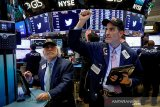 Wall Street ditutup lebih tinggi terangkat reli saham teknologi