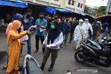 Pekanbaru akan lanjut tes usap massal di Pasar Rumbai