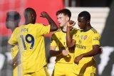 Arsenal kembali ke jalur kemenangan, bawa tiga poin dari Southampton