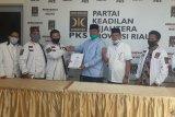 Elektabilitas tinggi, PKS restui Andi-Suhardiman untuk Pilkada Kuansing