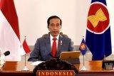 KTT ASEAN - Presiden Jokowi usung ASEAN Travel Corridor