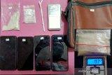 Puncak peringatan HANI, Polisi Palu ringkus pelaku narkoba