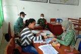 Babinsa lakukan komunikasi sosial di kampung Intaimelyan Keerom