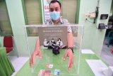 Seluruh puskesmas di Gowa dapat bantuan kotak aerosol