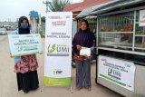 Gandeng ACT Duri, Mahasiswa Kukerta UNRI salurkan bantuan modal ke UMKM