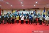 BNNP Sultra mengajak semua pihak perangi narkoba saat peringatan HANI