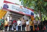 Kapolda NTB: swakelola pembangunan rumah warga wujud sinergitas TNI-Polri dan pemda