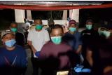 605 warga Sihaporas Tapanuli Tengah diisolasi setelah dua warga positif corona