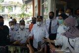 Menhub meninjau kesiapan transportasi antarmoda Yogyakarta-Solo