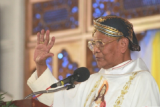 Mgr Julianus Sunarka SJ, Uskup Emeritus  Keuskupan Purwokerto meninggal dunia
