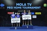 Kalahkan Kevin/Reza, Fajar/Yeremia juarai ganda putra turnamen internal PBSI